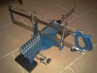 New Angled compound Mitre Saw, Good quality, never been used