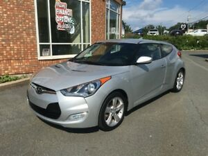 2013 Hyundai Veloster w/ Backup Camera/Sensors, Heated Seats, Bl