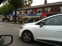 GROCERY SHOP TO LET ON OXHILL ROAD, HANDSWORTH, BIRMINGHAM