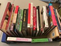 Over 30 Cookery Books