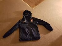 Navy AFC Bournemourth Jacket