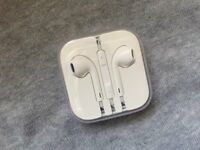 Unused Apple Aux Earphones (14 Day Guarantee|Came With iPhone|Deliver+Post)