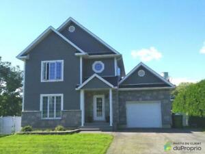 265 000$ - Maison 2 étages à vendre à Salaberry-De-Valleyfiel