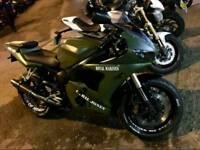 Yamaha R6 limited Sport, perfect. Not gsxr blade r1 cbr ninja RR fazer hornet bigbang yzf