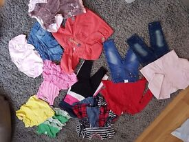 Lovely next girls clothes 6-9 month bundle
