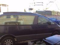 Toyota Estime Lucida (spares and repairs) REDUCED PRICE