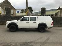 Ford ranger mk3 12 months mot. Will swap for van t4 etc