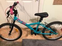 Kids btwin bike