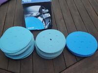 siacar sanding discs