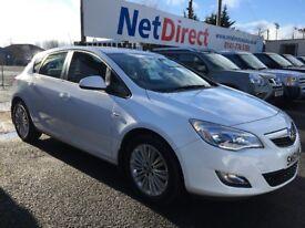 Vauxhall Astra 1.4 i VVT 16v Excite 5dr