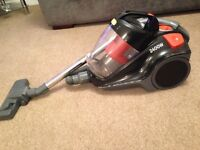 Vax cylinder vacuum cleaner with tools