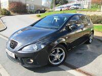 Seat Leon Tsi FR 2.0 Petrol 5 Door/LONG MOT/DRIVES EXCELLENT/BARGAIN