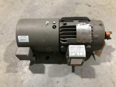 Baldor 1dm3581t 1hp Variable Speed Ac Motor 1750-6000rpm 3ph