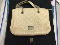 BIBA quilted zip up tote bag