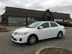 2013 Toyota Corolla CE / SUNROOF / PWR GROUP