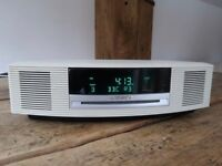 Bose Wave System AWRCC6, cream, FM Radio and CD, alarm, remote
