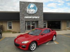 2009 Mazda RX-8 GT! 77KM!   FINANCING AVAILABLE!