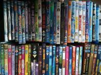 Kids mixed dvds