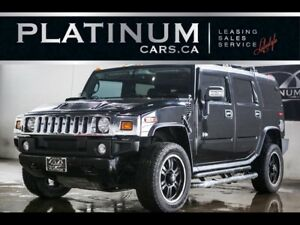 2006 Hummer H2 SUV V8 4WD, LEATHER,