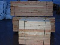 railway sleepers stone soil gravel decking wood chip hull /free local delivery