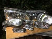 Subaru crystal lights