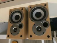 Denon Bookshelf speakers