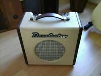 Rare danelectro nifty fifty guitar amp