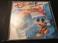 Disney's Magic Artist Studio (PC) Produce Your Best Work With Dynamic Controls!