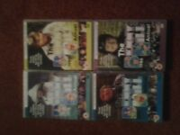 3 x Benny Hill Annual DVD's for sale.