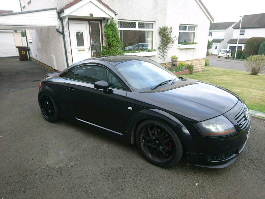 mk1 audi tt 225 quattro in stirling gumtree. Black Bedroom Furniture Sets. Home Design Ideas