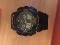 G-Shock Watch - Black - Mens - Good Condition