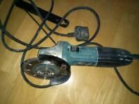 Makita 240 volt 4.5 inch grinder