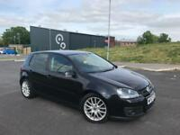 2007(57) Volkswagen Golf 2.0 GT Sport 140 BHP Full Service History 1 Previous Owner +Not Audi A3 A4