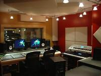 SONG PRODUCTION & MUSIC RECORDING