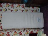 memory foam single mattress firm orthopaedic