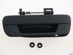 Tailgate Handle Rear Textured Without Key Hole GMC Canyon 2008-2012
