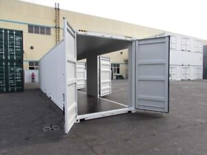 NEW SHIPPING CONTAINERS / SEACANS / STORAGE FOR SALE