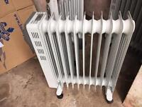 Byliss Oil filled heater