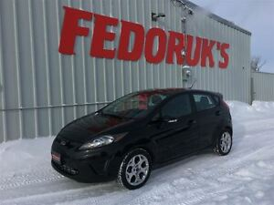 2012 Ford Fiesta SES Package***DETAILED AND READY TO GO***