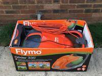 Flymo glider 330 hardly used.