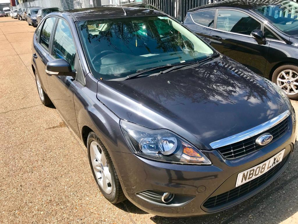 Ford Focus Automatic 1.6 Petrol Only 46k Mileage 2008