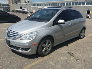 2007 Mercedes-Benz B-Class TURBO WITH SUNROOF ( WE APPROVE EVERY