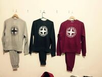 Stone Island Track Suits