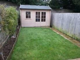 Summerhouse / Log cabin /Studio / Shed