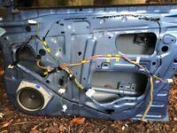 Toyota Prius drivers door