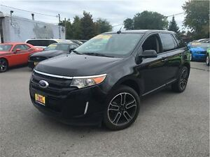 2013 Ford Edge SEL NAVIGATION LEATHER MOONROOF SPORTS APPEARANCE
