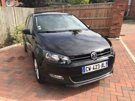 2014 Volkswagen Polo 1.2TSI R-Line DSG 5Dr Left Hand Drive/Auto/Low Mileage/Full VW service history