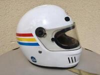 F1, S2000 etc Race Car Memorabilia BELL Sports Full Face Racing Helmet