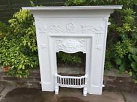 Gallery Cast iron fireplace