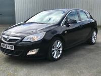 Late 2009 New Shape Vauxhall Astra SE 1.7 CDTi